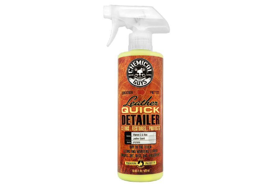 Chemical Guys Leather Quick Detailer - 16oz