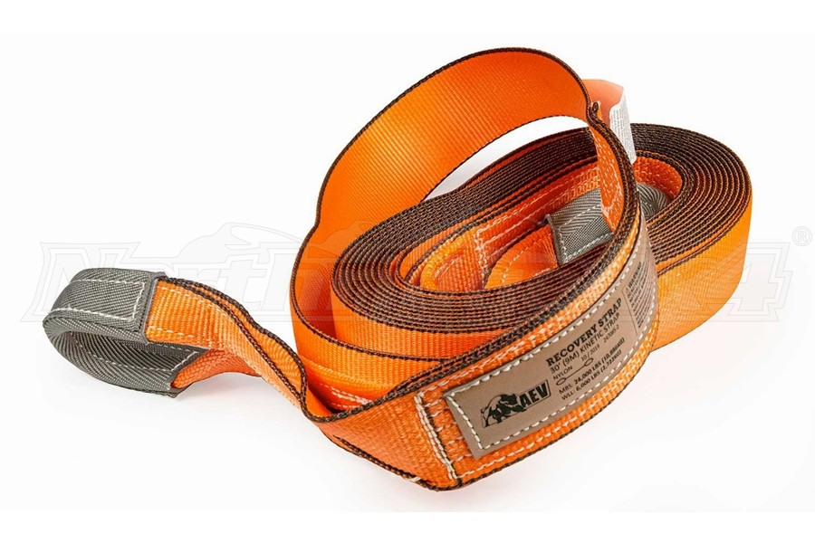 AEV Recovery Strap - 3inx30ft