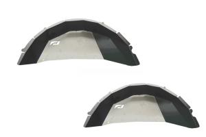 Motobilt Rear Inner Fenders - Aluminum  - JL