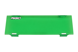 Rigid Industries RDS-Series 10IN Light Cover, Green (Part Number: )