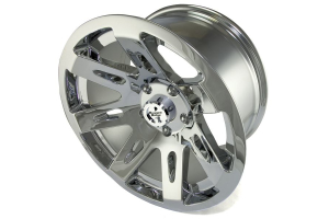 Rugged Ridge XHD Chrome Wheel 17x9 5x5 - JK/JL/JT