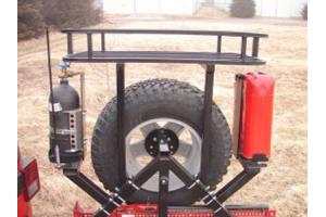 Rock Hard 4x4 Rock Rack Cargo Basket (Part Number: )