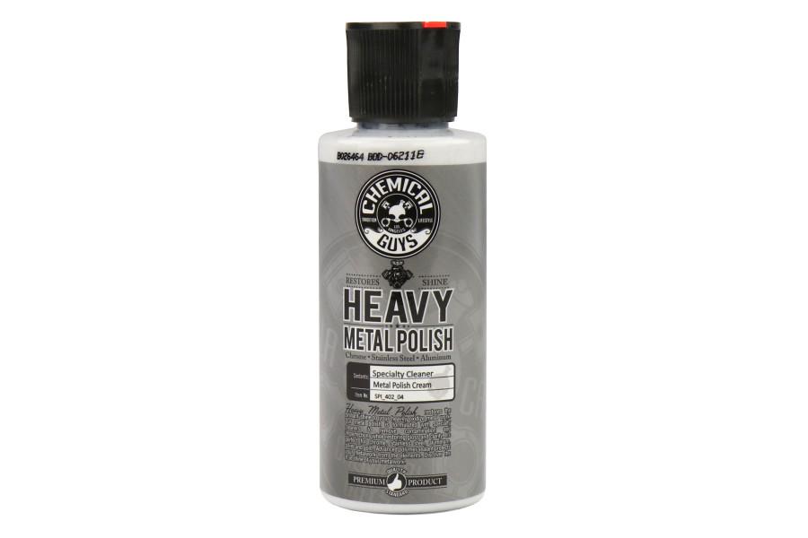 Chemical Guys Heavy Metal Polish - 4oz