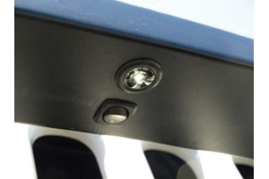 Rock-Slide Engineering Bull Bar Light Kit (Part Number: )