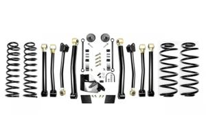 EVO Manufacturing 3.5in Enforcer Lift Kit Stage 4 (Part Number: )
