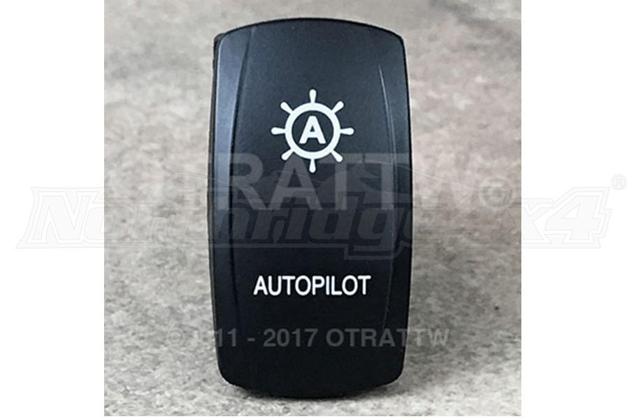 sPOD Auto Pilot Off Rocker Switch Cover