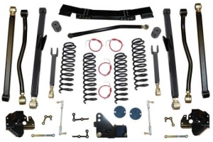 Clayton 2.5in Long Arm Lift Kit - JK 2012+