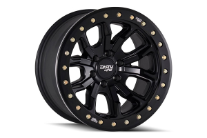Wheel 1 Dirty Life DT-1 9303 Series Wheel Matte Black 17x9, 5x5 (Part Number: )
