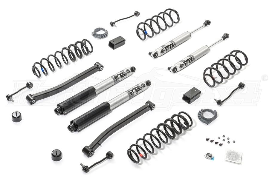 Mopar 2in Suspension Lift Kit w/ Fox Shocks - JL 2Dr 3.6L
