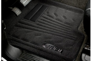 Lund Catch-It Carpet Front Floor Mats, Black - JL