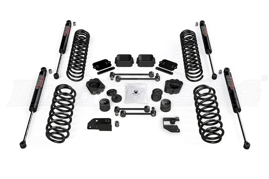 Teraflex 3.5in Coil Spring Base Lift Kit w/ 9550 VSS Shocks - JL 2Dr