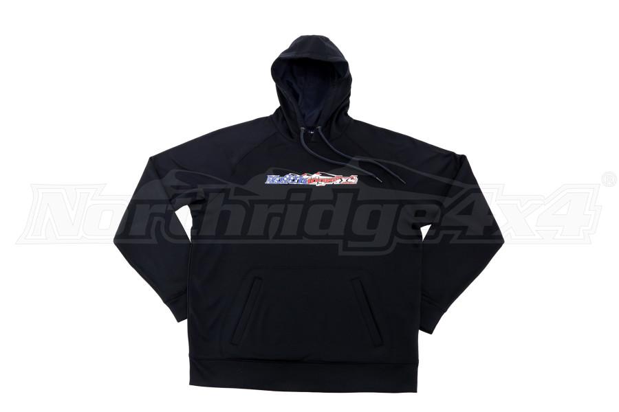 Northridge 4x4 Flag Hooded Sweatshirt