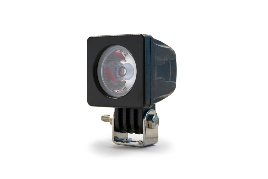 DV8 Offroad Square 2in LED Spot Light (Part Number:S2.1E10W10W)
