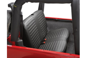 Bestop Rear Bench Seat Cover (Part Number: )