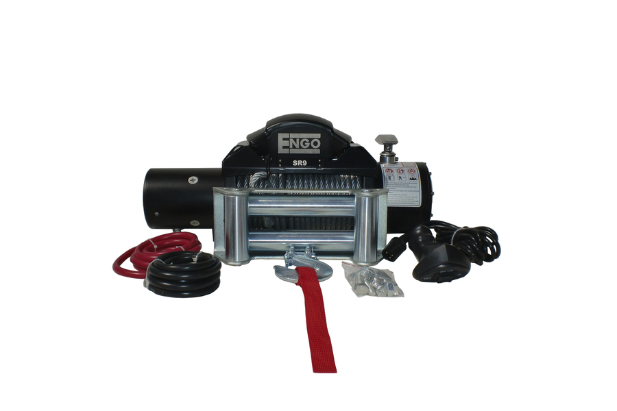ENGO SR Series Winch 9,000lb (Part Number:97-09000)