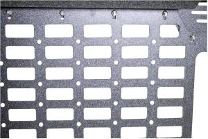 Fishbone Offroad Chase Rack w/ Window Panel - JT
