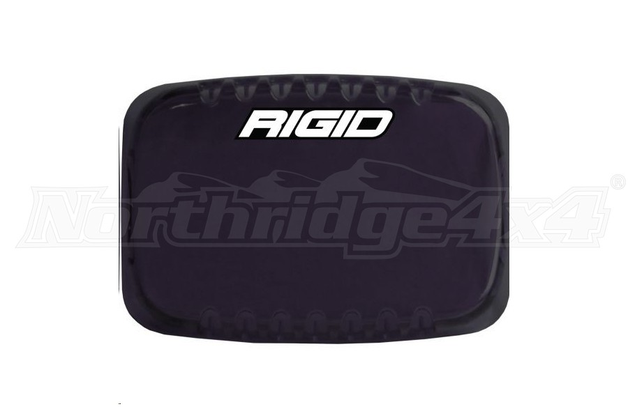 Rigid Industries SR-M Cover Smoke (Part Number:301983)
