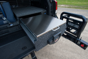 f75014ae72 Jeep Rear Cargo Storage from ARB, Bestop, Dirty Dog 4x4