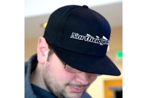 Northridge4x4 Flex Fit Hat All Black ( Part Number: HATBLACK)