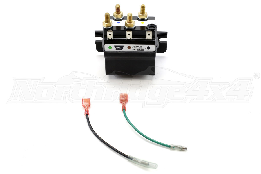 Warn Winch Replacement Contactor RT/XT 40/4.0ci ( Part Number: 76429)