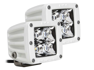Rigid Industries M-Series Dually LED Spot Lights (Part Number: )
