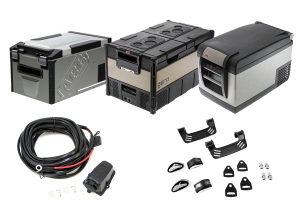 ARB Fridge, Tie Down and Harness Package