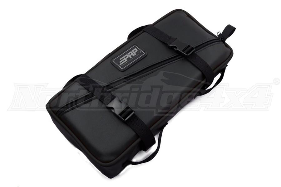 PRP Seats Low Profile Tool Bag Black w/BlackPiping