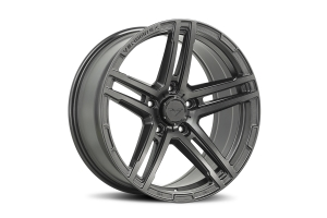 Venomrex VR501 Tungsten Graphite Wheel, 17x9 5x5  - JT/JL/JK