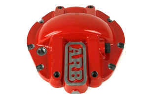 ARB Dana 44 Differential Cover Red - JK/LJ/TJ