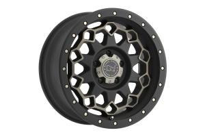 Black Rhino Diamante Wheel 17x9 5x5 Matte Black (Part Number: )