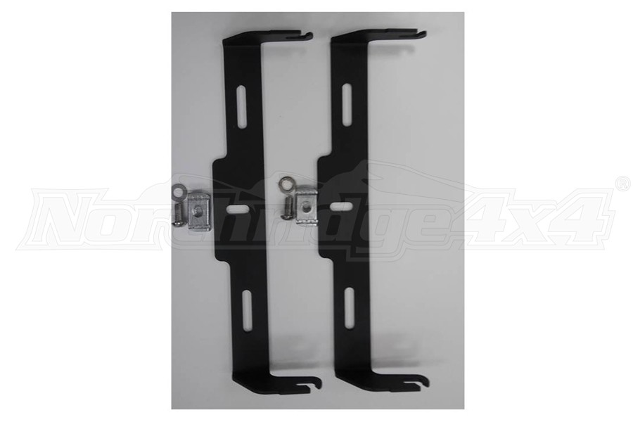 Maximus-3 Roof Rack LED Brackets (Part Number:JK3004LB)