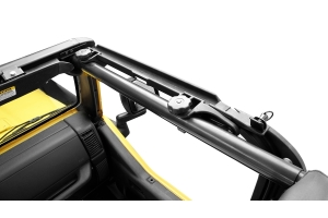 Bestop SuperTop NX Soft Top w/ Tinted Windows - Black Diamond - LJ