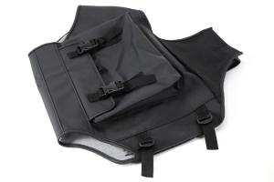 Bestop Element Door Storage Bags Rear - JK 4dr