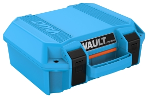 Pelican V100C Vault Small Equipment Case w/ Foam Insert - Blue