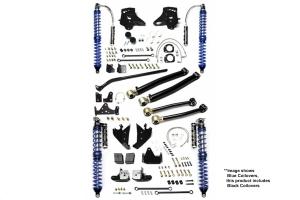 EVO Manufacturing Enforcer Pro Stage 2, Black  - JK