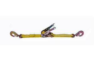 Mac's Ratchet Strap w/ Twisted Snap Hooks 2in x