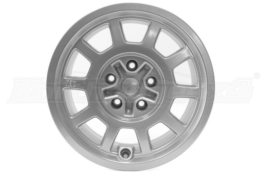 AEV Salta Wheel Silver 17x8.5 5x5 (Part Number:20403017AB)