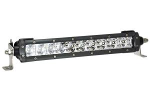 Lightforce 10in Single Row 5W Flood Light Bar