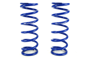 EVO Manufacturing Rear Bolt on Coilover HD Spring Pair - JK