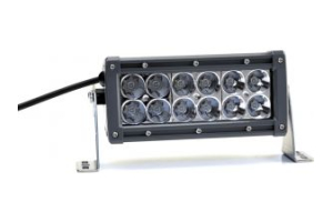 Lightforce 6in Double Row 5W Combo Light Bar (Part Number: )