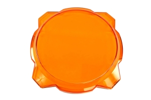 KC HiLiTES Pro6 6in Light Shield Cover Amber