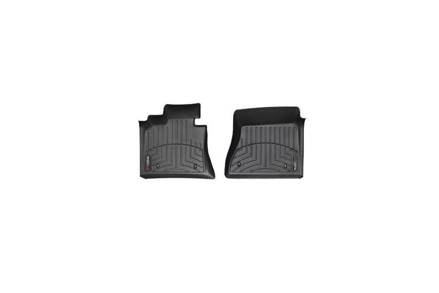 WeatherTech Front FloorLiner Black  (Part Number:445431)
