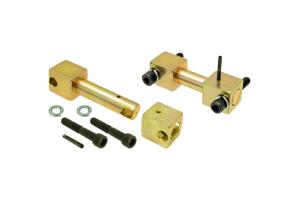Currie Enterprises Rear Bar Pin Eliinator Kit - TJ