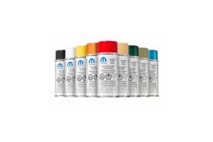 Mopar Touch-Up Spray Paint - PUA Gobi