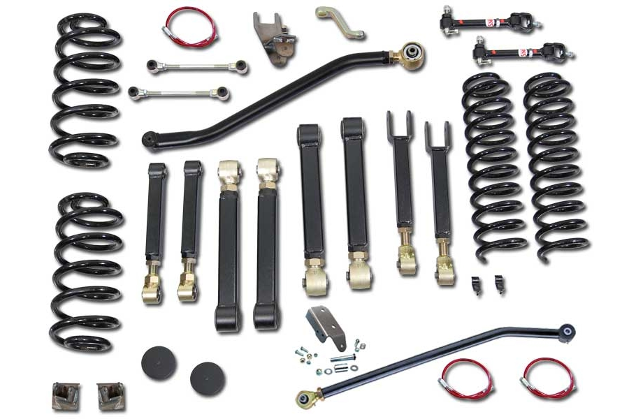Clayton 4.0in Ultimate Short Arm Lift Kit  (Part Number:2907030)
