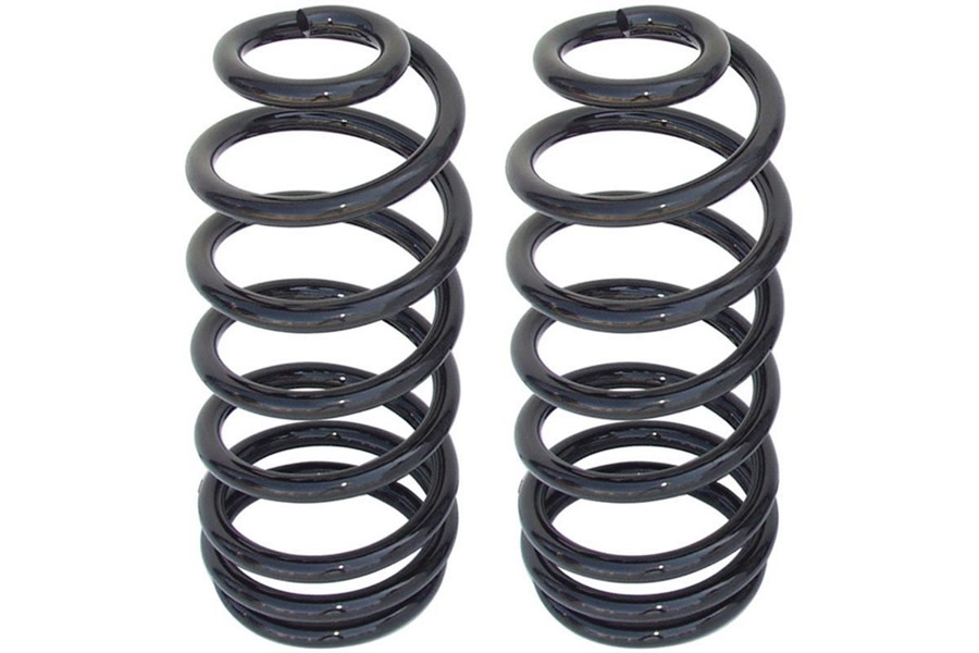 RockJock Rear Coil Springs, 3in Lift - Pair - LJ/TJ