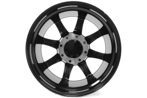 Moto Metal Wheels MO970 20x9 Gloss Black w Milled Accents 20x9 8x170 (Part Number: )