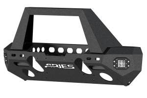 Aries Trail Chaser Front Bumper (Option 1)  - JK