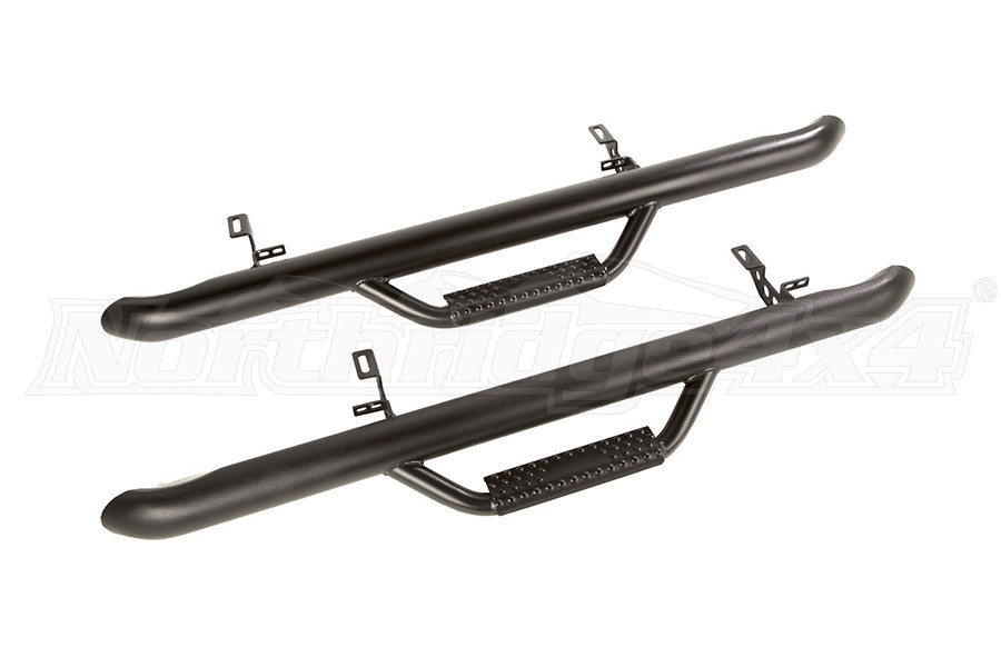 Rugged Ridge Spartan Nerf Bars - JK 2dr 2012+