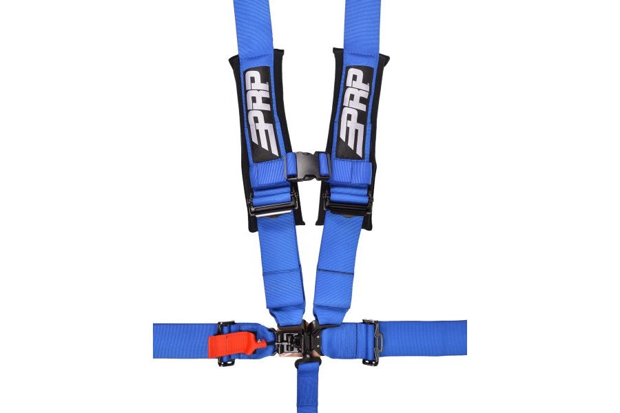 PRP 5 Point Harness Blue 3in